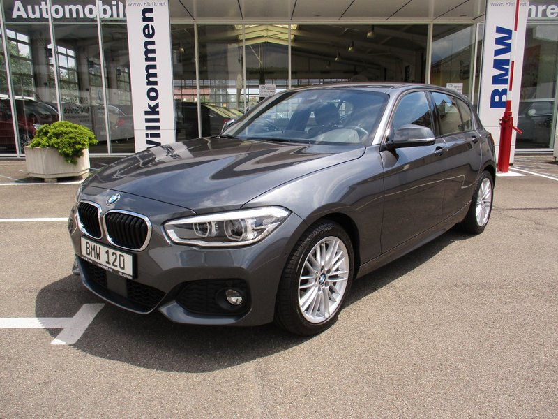bmw 120 i a m sport gebraucht buy in rielasingen. Black Bedroom Furniture Sets. Home Design Ideas