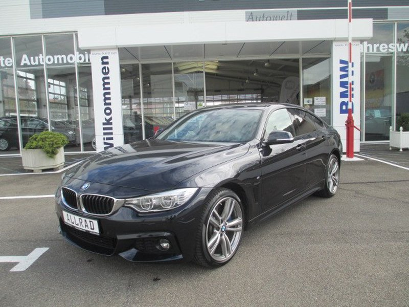 bmw 440 gran coup 440i xdrive gran coupe gebraucht kaufen. Black Bedroom Furniture Sets. Home Design Ideas