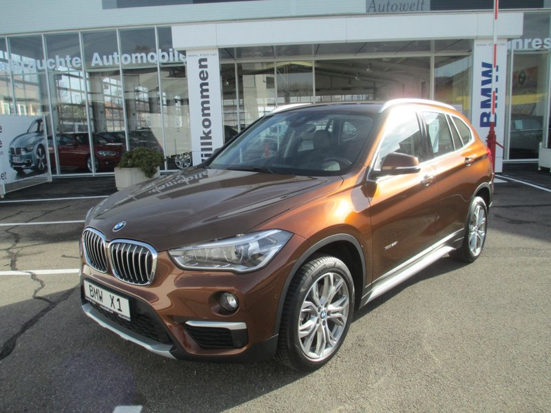 bmw x1 xdrive25i xline gebraucht kaufen in rielasingen. Black Bedroom Furniture Sets. Home Design Ideas