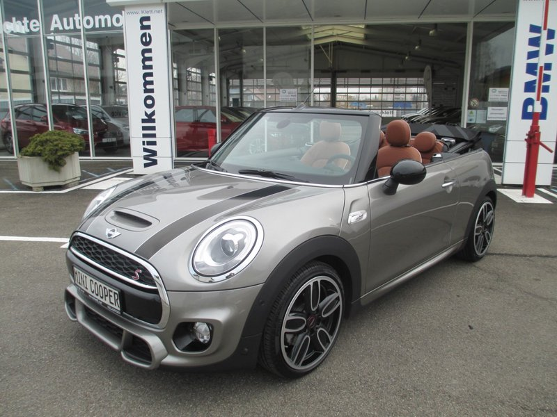 mini cooper s cabrio cooper s a cabrio upe 43110 euro. Black Bedroom Furniture Sets. Home Design Ideas